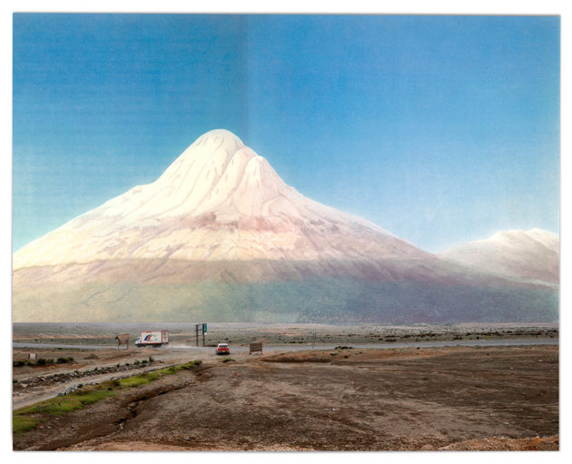 Unfinished histories Humboldt Alexander Glandien - Chimborazo